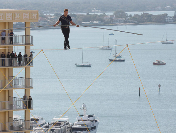 PBS – King of the Wire – Nik Wallenda