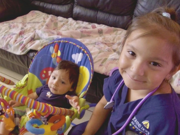 Johns Hopkins All Children's – Two Siblings, One Diagnosis – Julietta and Ace